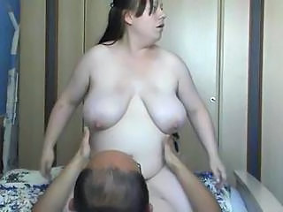 Chubby German Amateur Ridung And Anal
