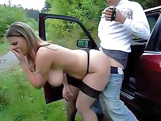 Doggystyle Outdoor Car Amateur Big Tits Big Tits Amateur Big Tits Amazing