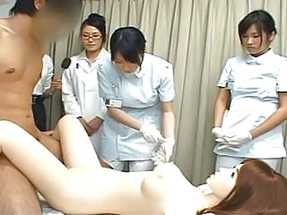 Nurse Toy Japanese Asian Teen  Japanese Nurse