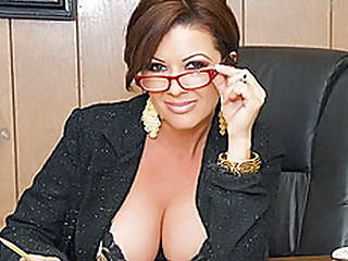 Office Amazing Glasses Ass Big Tits Big Tits Amazing Big Tits Ass