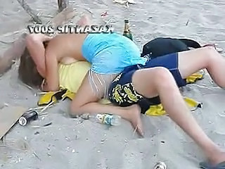 Drunk Public Beach Beach Amateur Girlfriend Amateur Outdoor