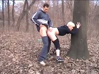 Sex in the forest Serbian-Srpski...