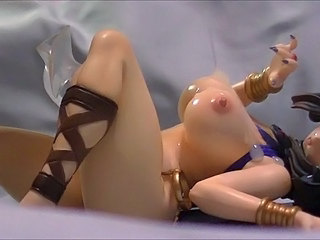 Anime Figure Bukkake (Queen...