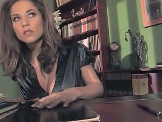 Secretary Babe Office Office Babe Milk