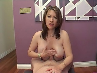Mature Tits job Handjob Mature