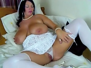Panty Bride Stockings Bbw Milf Bbw Tits Big Tits
