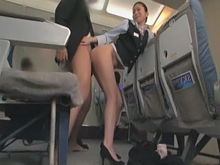 Handjob Airline SP - Sex Airline...