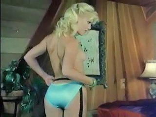 Vintage Babe Blonde Babe Ass Babe Panty Cute Ass