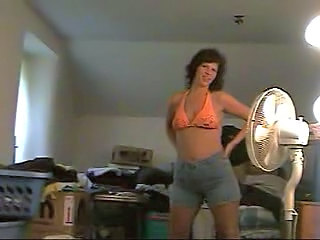 Mature Wife Dances Like A Whore