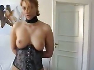 Corset Anal Fetish Slave European German Anal First Time Corset European First Time First Time Anal German German Anal