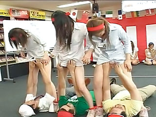 Funny Game Teen  Asian Teen Japanese Teen