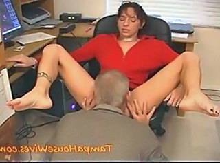 Is YOUR Wife a SECRETARY..hope not _: babes cumshots milfs