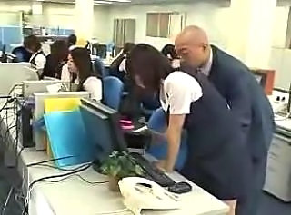 Office Uniform Asian Asian Teen Boss Japanese Teen