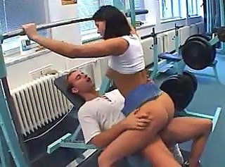 Sport Riding Teen Gym Hardcore Teen Riding Teen
