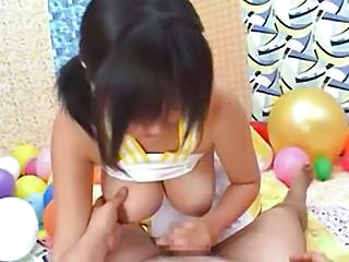 Small Cock Asian Handjob Natural Nipples Handjob Asian Handjob Cock Milk Small Cock