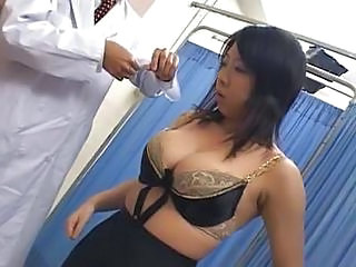 Doctor Lingerie MILF Asian Big Tits Big Tits Asian Big Tits Doctor