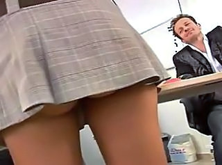 A Pervert Job Audition...F70