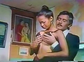 Scene with Desiree West from Daddy's little girl (1977)