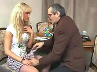 Teacher Blonde Old and Young Anal Teen Blonde Anal Blonde Teen