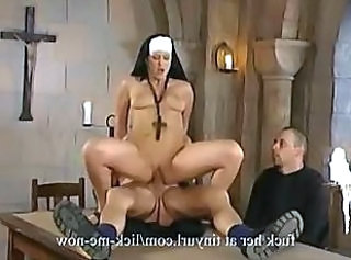 Nun Riding Hardcore