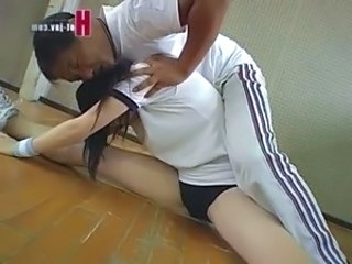 Flexible Sport Cute Asian Teen Cute Asian Cute Japanese