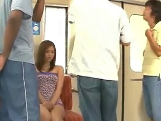 Forced Public Asian Abuse  Asian Teen