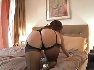 Ass Lingerie MILF Milf Ass Milf Lingerie Milf Stockings