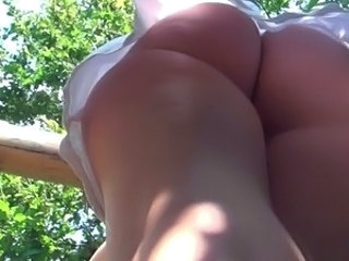 Upskirt Outdoor Ass Outdoor Outdoor Teen Teen Ass