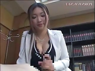 Office Secretary Handjob Asian Big Tits Big Tits Big Tits Asian