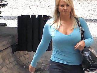 Voyeur Outdoor Big Tits Big Tits Milf Milf Big Tits Outdoor