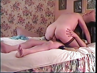 Gay Dress Married Dildo Riding