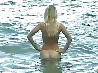 Nudist Russian Teen Beach Nudist Beach Teen Cute Ass