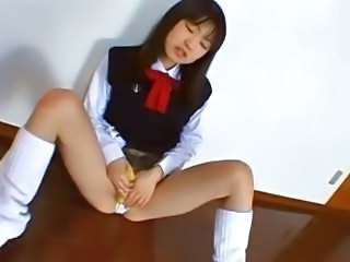 Innocent 18yo chinese girl Akira