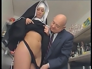 Nun Cute Old and Young Cute Teen Dirty Old And Young