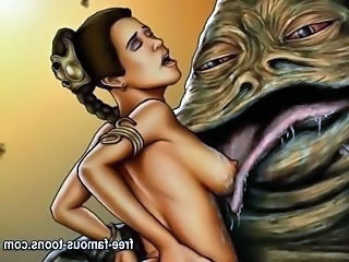 Video from: dr-tuber | Star Wars orgies