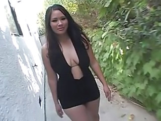 Asian MILF Saggytits Dress Milf Asian