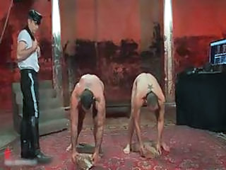 Alessio and Leo in torrid extreme joyous part5