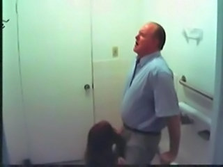 Blowjob Toilet HiddenCam Hidden Toilet Old And Young Teacher Student