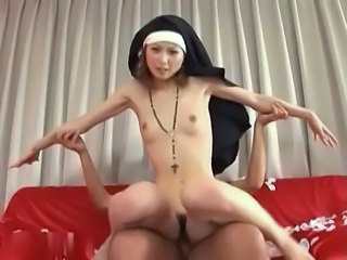 Nun Skinny Asian Japanese Milf Milf Asian Riding Tits