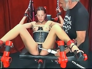 Bondage Fetish Slave Bdsm Braid Kinky
