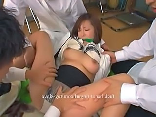 Forced Teacher Japanese  Forced Gangbang Asian