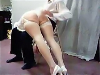 Bride Spanking Stockings Wife Wedding Dress Stockings Dildo Riding Squirt Orgasm Short Hair