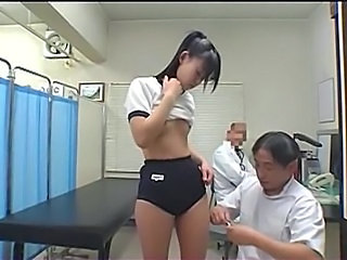 School Doctor HiddenCam Asian Teen Doctor Teen Hidden Teen