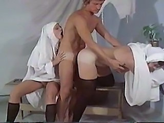 Uniform Vintage Doggystyle Doggy Ass Danish Threesome Hardcore