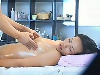 Oiled Asian HiddenCam Cheating Wife Massage Asian Massage Milf