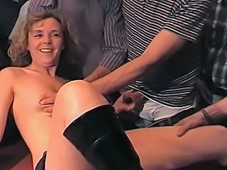 Video from: tnaflix | My cum starved wife Lindy is fucked by everybody in thepublic pub, I guess...