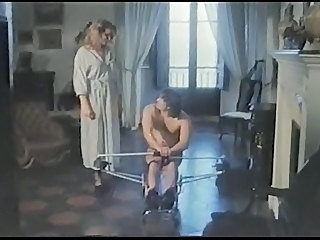 Marina Lotar - Sex Scene From Jojami (blowjob, Sex)