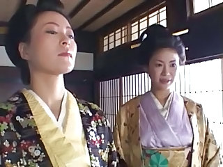 Japanese Orgy At Emperors Ancient Mansion Uncensored