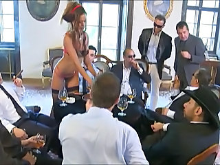 Gangbang Hardcore  Milf Stockings Stockings