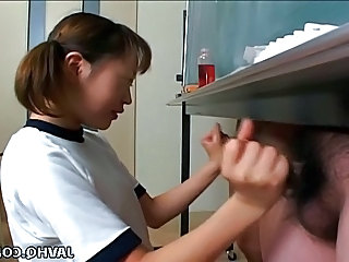 Pigtail Asian Handjob Asian Teen Handjob Asian Handjob Teen